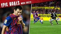 getty | Tunnel - Heber - Traumtor! Messi in Hochform