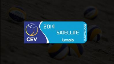 CEV Satellite Jurmala - Court 1