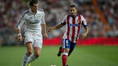 2. Halbzeit: Real Madrid CF - Atletico Madrid