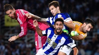 getty | Real Sociedad - Real Madrid CF