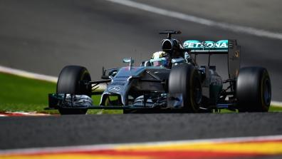 F1 Italy GP - Curcuit Preview with Lewis Hamilton