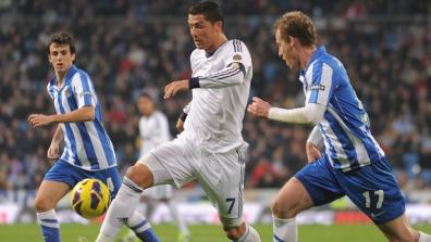 getty | Real Madrid ohne CR7 nach San Sebastian