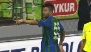 Ü-Ü-Ümit strikes again - Korkmaz first season goal for Rizespor