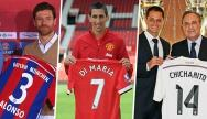 Top 10 Transfers von 2014