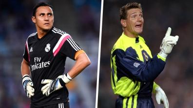 getty | Keylor macht den Bodo