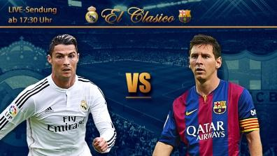Real Madrid CF - FC Barcelona