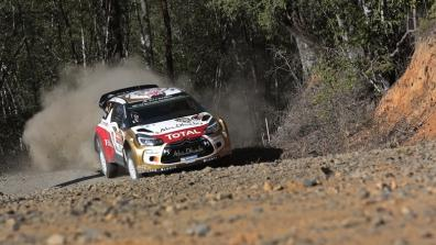 McKlein | Stages 1-3: Coates Hire Rally Australia 2014