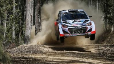 McKlein | Stages 4 - 6: Coates Hire Rally Australia 2014