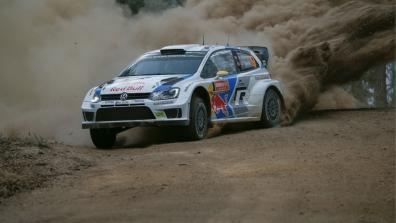 Stages: 13-17: Coates Hire Rally Australia 2014