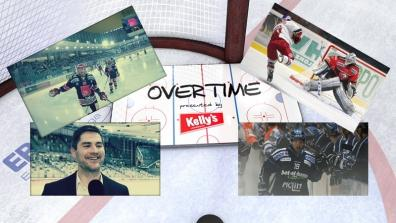 Overtime ice hockey magazine: Episode 1