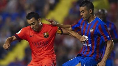getty | Levante UD - FC Barcelona
