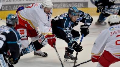 EHC Liwest Black Wings Linz - HCB Sudtirol