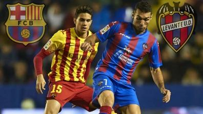 getty | Can Barca be stopped by Levante?