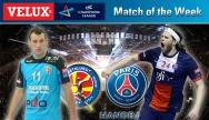 MOTW: HC Metalurg - Paris Saint-Germain Handball