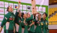 ETTU Team ECH: Award Ceremony Women