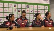 Press conference: Team Austria