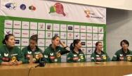 Press conference: Team Germany