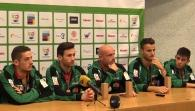 Press conference: Team Portugal