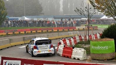 VW-Motorsport | Stage 1-3: Rallye de France - Alsace