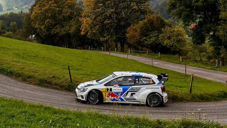 Stages 15-18: Rallye de France-Alsace 2014