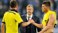 Gepa | Interviews Schalke 04 vs. NK Maribor