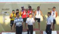 XIAMEN OPEN: Award ceremony Men