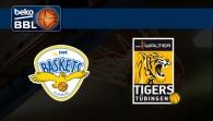 EWE Baskets Oldenburg - WALTER Tigers Tubingen