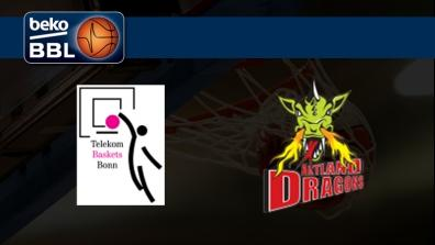Telekom Baskets Bonn - Artland Dragons