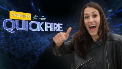 Quick Fire with Andrea Lekic
