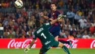 getty | First goal by Xavi against Eibar!
