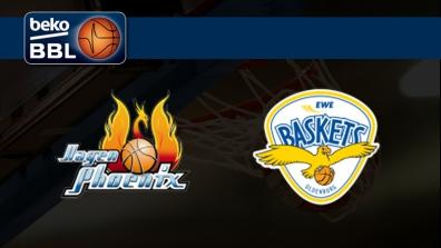 Phoenix Hagen - EWE Baskets Oldenburg