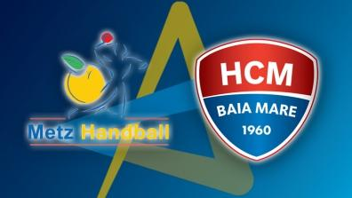 Full Match: Metz Handball - HCM Baia Mare