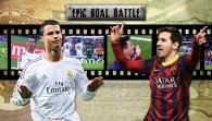 getty | Ronaldo vs. Messi: Der perfekte Elfer!