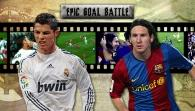 getty | Epic Goal Battle: CR7 vs. Messi (Round 4)