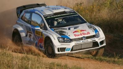 VW-Motorsport | Stages 2-4: RallyRACC-Rally de Espana 2014