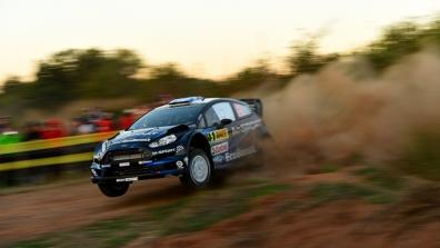 Stages 5 - 7: RallyRACC-Rally de Espana 2014