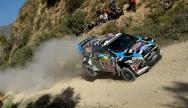 Stages 8 - 10: RallyRACC-Rally de Espana 2014