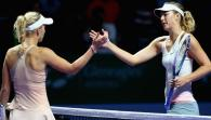 getty | Sharapova vs. Wozniacki: Die coolsten Punkte!