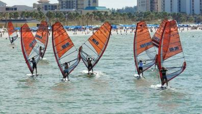 2014 RS:X Youth Worlds - Tuesday