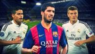 getty | Clasico debut for many players