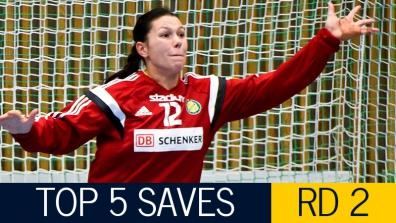 Top 5 Saves: Round 2
