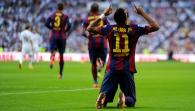 Superstar(t)! Neymar in der 3. Minute zum 1:0