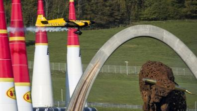 laola1 | Action Clip: Red Bull Air Race Spielberg 2014