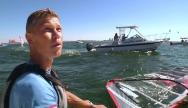 2014 RS:X Youth Worlds - Interviews
