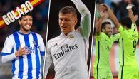 getty | GOLAZO: Top3-Tore der 11. La Liga Runde
