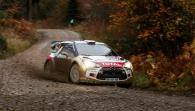 Wales Rally GB: Stages 1-4
