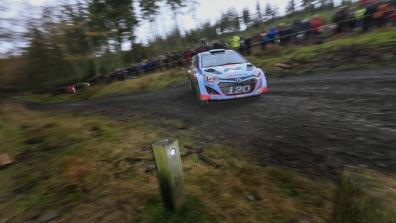 Wales Rally GB: Stages 5-8
