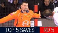 Top 5 Saves: Round 5
