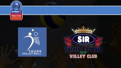 TOURS VB - Sir Safety PERUGIA