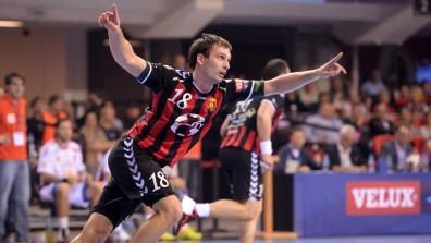 Player of round 5: Igor Karacic